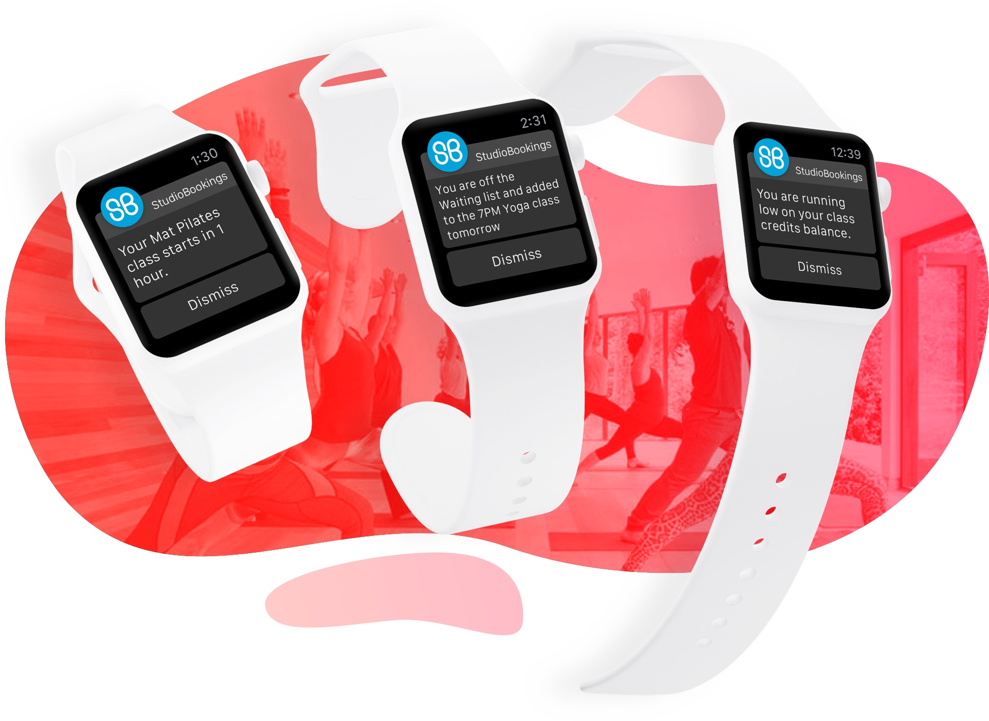 Our App is compatible with Apple Watch